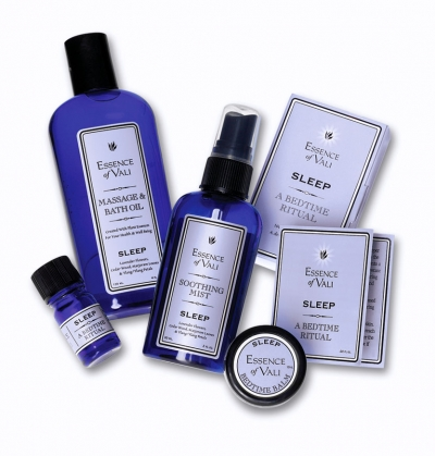 Essence of Vali Aromatherapy Products