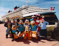 Dream Zone - Pope on a Disney Cruise